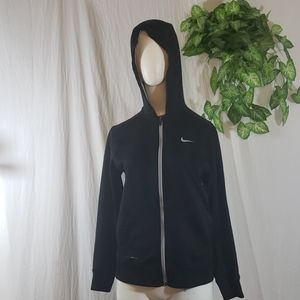 Nike therma-fit hooded sweater